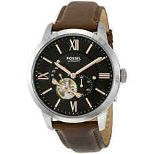 Fossil ME3061 Mens Watch Analog Casual Brown Me3064