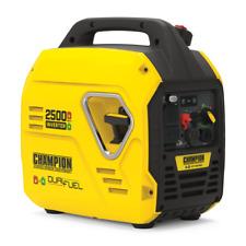 Champion Power Equipment 100899 2500W Dual Fuel Portable Inverter Generator