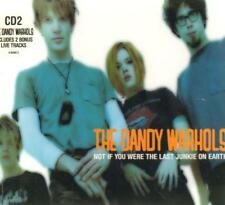 The Dandy Warhols(CD Single)Not If You Were The Last Junkie On Earth CD-New