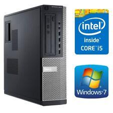Dell Optiplex 790 Desktop PC Core i5 2400 4G 250G DVDRW Windows 7 Pro