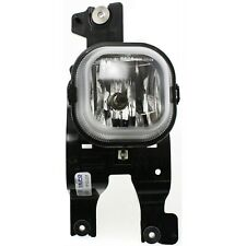 Fog Light For 2008-2010 Ford F-250 Super Duty Front Right Halogen With Bulb