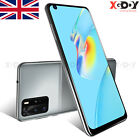 """6.8"""" Dual Sim Android 10. Mobile Phone Unlocked Smart Phone 4core Phablet New"""