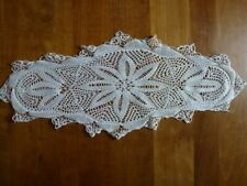 vintage hand crocheted doilies lot