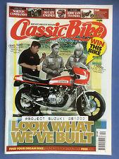 CLASSIC BIKE - December 2007 - Moto Guzzi V7 - Ducati's Forgotten Engines