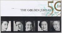 GB Presentation Pack 331 2002 The Golden Jubilee QEII