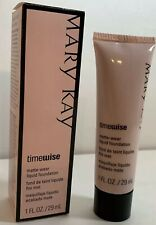 Mary Kay Timewise Matte Wear Liquid Foundation Ivory 3