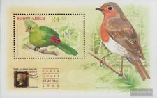 complete.issue. South Africa Block80 Never Hinged 2000 Federh Unmounted Mint