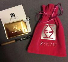 Zenzii Pink Jewelry Pouch With Pen And Mirror New