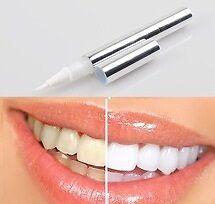 Teeth Whitening Pen Tooth Gel Whitener Bleaching System Stain Eraser Remover
