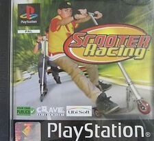 SCOOTER RACING - PLAYSTATION