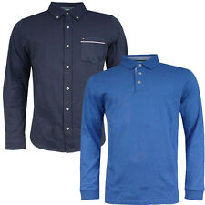 Tommy Hilfiger Men's Long Sleeve Collared Casual Shirts & Tops