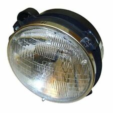 For Jeep Wrangler Tj 97-06 Headlight Assembly W/ Bulb Lh Driver Side X 12402.03