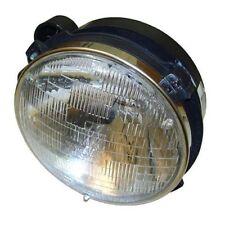 Jeep Wrangler Tj 97-06 Headlight Assembly W/ Bulb Lh Driver Side X 12402.03