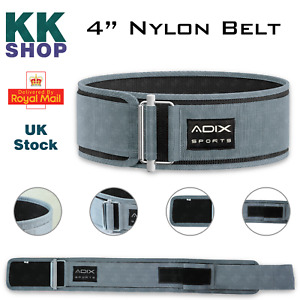 4 inch Weight Lifting Back Support Belt for Men and Women.