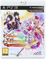 Atelier Meruru The Apprentice of Arland PS3 Sony PlayStation 3 Brand New Sealed