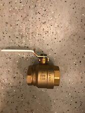 """2"""" Brass Ball Valve"""