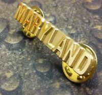 MARYLAND state bar pin badge
