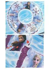 DISNEY FROZEN II 2 Inflatable Swim Ring & Arm Floats ❄ Elsa & Anna 🍁
