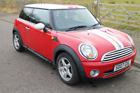 MINI COOPER LTD EDITION 52K FSH MOT SEP '21 ALLOYS 1/2 LEATHER *NO RESERVE* R56