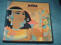 vinyl 3x lp set verdi aida caballe domingo Angel