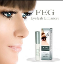 FEG Eyelash Enhancer Eye Lash quick Growth Serum Liquid 100% ORIGINAL 3ml