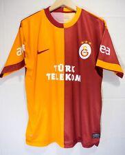 Maglia Calcio GALATASARAY Turk Ulker Football Soccer Trikot Jersey Maillot Tg.M