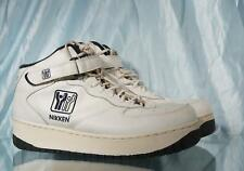 Attractive White NIKKEN CARDIOSTRIDES Weighted Exercise Shoes Sz 13
