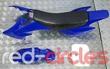 CRF50 Conjunto de plástico Pit Bike-Azul (50cc 110cc 125cc pitbike con almohadilla del asiento)