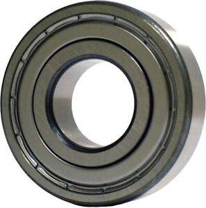 2 x BEARING 6202-2Z METAL SHIELDED ID 15mm OD 35mm WIDTH 11mm