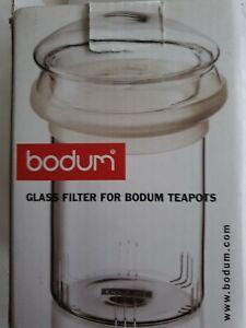 Glass Filter For BODUM TEAPOTS