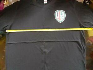 Men's London Irish Rugby T Shirt Size Xxl New
