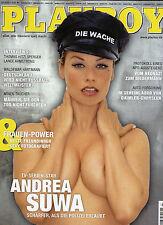 ANDREA SUWA-TV SERIEN STAR-TOLLE EROTISCHE FOTOS-NACKT IM PLAYBOY-07/2005-Top