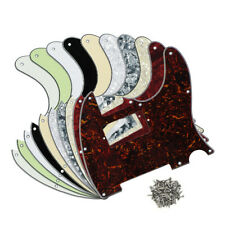 Tele Humbucker Pick Guard 8Hole Scratch Plate Pickguard for US Telecaster Guitar