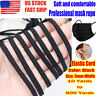 Black Elastic Band 5mm (1/5'') Width For Sewing DIY Face Masks 10 yards to 500 Y