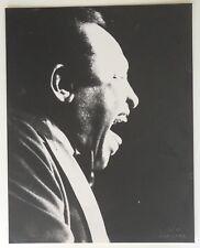 5 Photos M. Miegeville - Lionel Hampton - Epreuves argentiques 1975 -