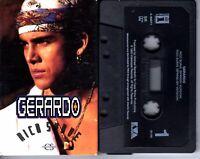 Gerardo Rico Suave 1990 Cassette Tape Single Pop Dance Rock