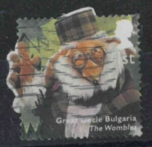 z425) Great Britain. 2014. Used.  SG 3557 Classic Kids TV. Great Uncle Bulgaria