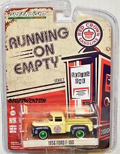 GREENLIGHT RUNNING ON EMPTY SERIES 1 1956 FORD F-100 GREEN MACHINE