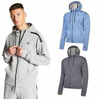 Dare2b Omneity Men's Full Zip Hooded Hoodie Hoody Fleece Jacket Jumper RRP £50