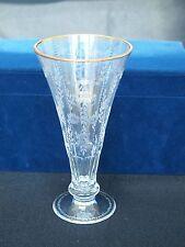 Faberge Crystal & Gold Gatchina Palace Flower Vase
