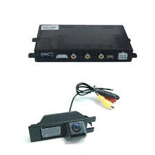 Zubehörset ZEMEX NaviConnector + Rückfahrkamera für Opel Astra mit Navi CD 500