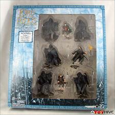Lord of the Rings Ambush At Weathertop Collection 8 figure Box set LOTR AOME