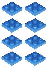 Missing Lego Brick 3022 Blue x 8  Plate 2 x 2
