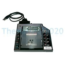 Ultrabay II Module Caddy Lenovo ThinkPad T420, T420i, T430 + USB-SATA-Kabel