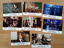 School Of Rock nice German lobby card - set Richard Linklater 2003 Jack Black
