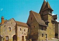 Marcigny Tour du Moulin des Moines France Postcard used VGC