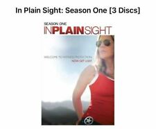 In Plain Sight Season One DVD set