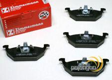 Seat Toledo 2 II - zimmermann Frenos Forros de Pastillas para Delante