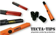 4 TECTA-TIPS to fit ALL Garrett Pro Pointer Pin-pointer Probes. FREE UK POST