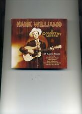 HANK WILLIAMS - A COUNTRY LEGEND - NEW CD!!